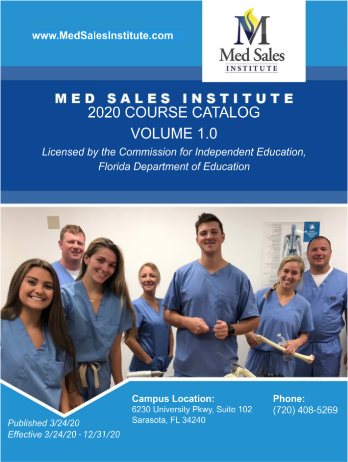 MSC Course Catalog Florida